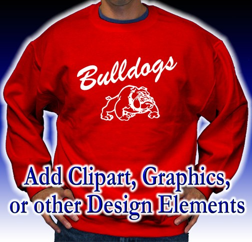 Custom-made Sweatshirts