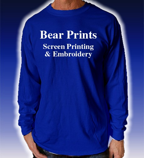 Custom-made Long-sleeve T-Shirts