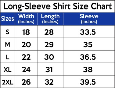 Long-Sleeve T-Shirts