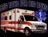 Big Toys Ambulance