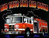 Big Toys Fire Truck